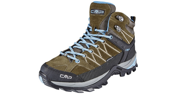 CMP Campagnolo Rigel Mid WP Shoes Women wood